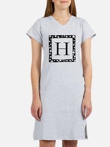 Monogrammed Women's Nightshirt