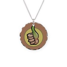 greenthumb-button.png Necklace