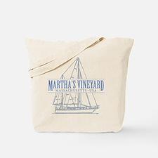 Martha's Vineyard - Tote Bag