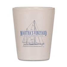 Martha's Vineyard - Shot Glass