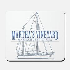 Martha's Vineyard - Mousepad