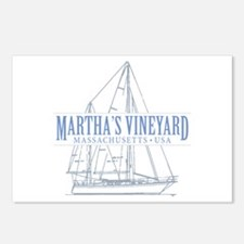 Martha's Vineyard - Postcards (Package of 8)