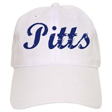 Pitts - vintage (blue) Baseball Cap