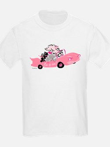 Poodle Casualac T-Shirt