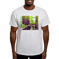 Dallas, Downtown-1950's T-Shirt