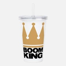 BOOMKING4.png Acrylic Double-wall Tumbler
