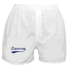 Lawson - vintage (blue) Boxer Shorts