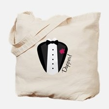 Dapper Tux Tote Bag