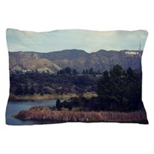 Hollywood Reservoir Pillow Case
