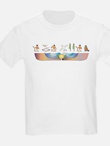 Curl Hieroglyphs T-Shirt