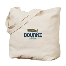 Bourne - Cape Cod. Tote Bag