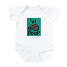 Poop Infant Bodysuit