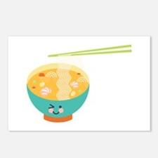 Winking Bowl Postcards (Package of 8)