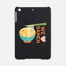 We Love Ramen iPad Mini Case