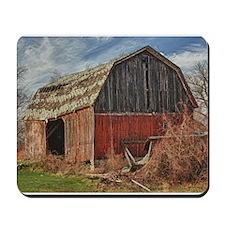 Old Barn 1 Mousepad
