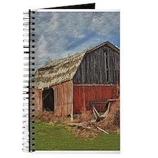Old Barn 1 Journal