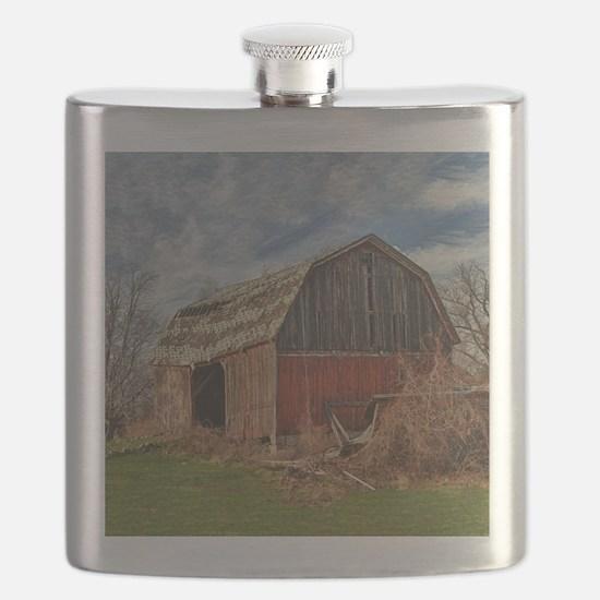 Old Barn 1 Flask