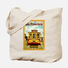 San Francisco Tote Bag