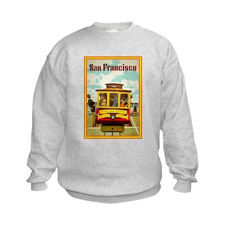 San Francisco Kids Sweatshirt