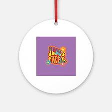 Jesus Freak Ornament (Round)