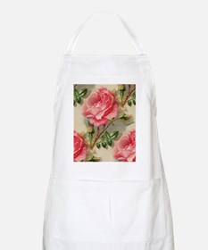 Pretty Pink Roses  Apron