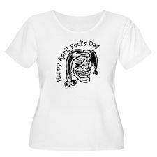 seas-0401-jester Plus Size T-Shirt