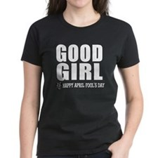 Good Girl Black T-Shirt