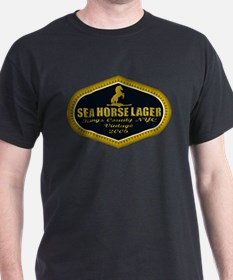 Sea Horse Lager T-Shirt