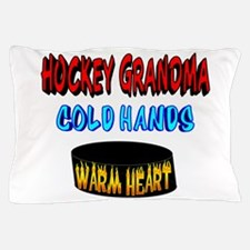 HOCKEY GRANDMA Pillow Case
