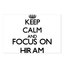 Keep Calm and Focus on Hi Postcards (Package of 8)
