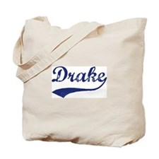 Drake - vintage (blue) Tote Bag