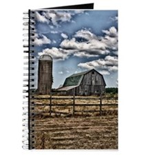 Old Barn 3 Journal