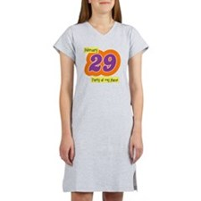ly-partyatmyplace.png Women's Nightshirt
