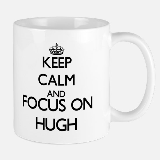 Keep Calm and Focus on Focus onh Mugs