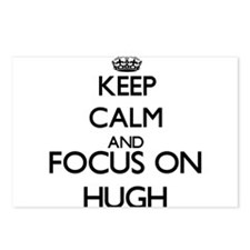 Keep Calm and Focus on Fo Postcards (Package of 8)
