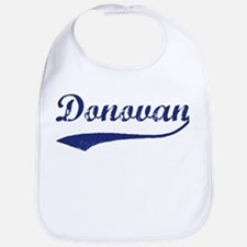 Donovan - vintage (blue) Bib