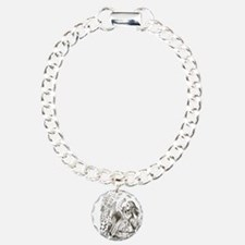 Cute Alice in wonderland vintage Bracelet