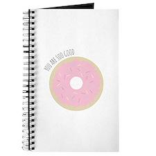 So Good Journal
