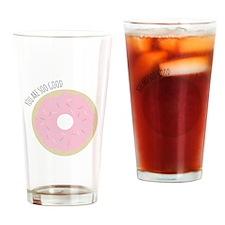 So Good Drinking Glass