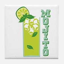Mojito Tile Coaster