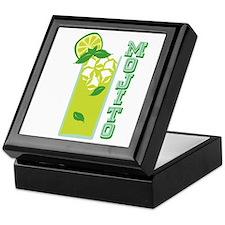 Mojito Keepsake Box