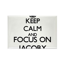 Keep Calm and Focus on Jacoby Magnets