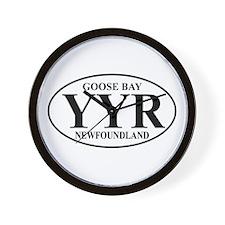 Goose Bay Wall Clock