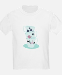 Stack of cups T-Shirt