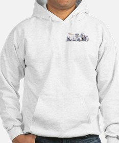 "Great Pyrenees Hoodie ""Puppy Power"""