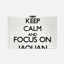 Keep Calm and Focus on Jaquan Magnets