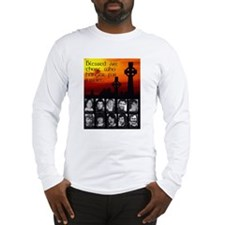 Unique Hungerstrike Long Sleeve T-Shirt