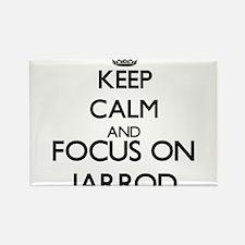 Keep Calm and Focus on Jarrod Magnets