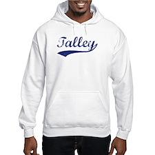 Talley - vintage (blue) Hoodie