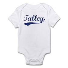 Talley - vintage (blue) Infant Bodysuit
